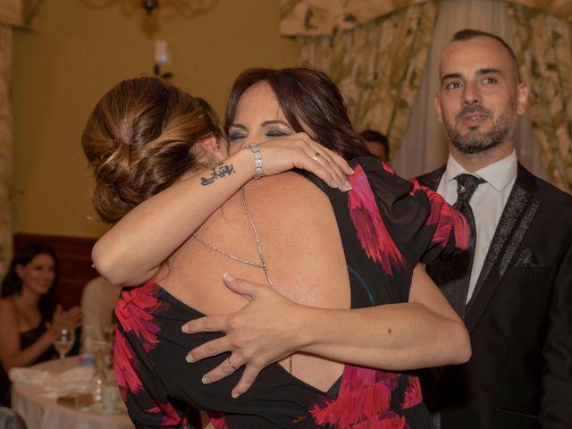 La boda de David y Ángela en Elx/elche, Alicante 90