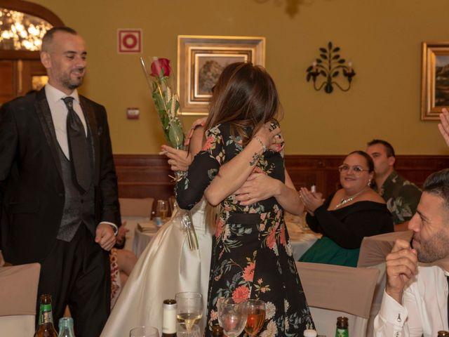 La boda de David y Ángela en Elx/elche, Alicante 91
