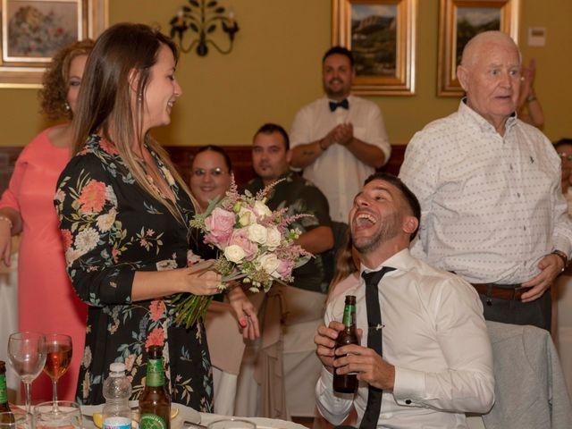 La boda de David y Ángela en Elx/elche, Alicante 93