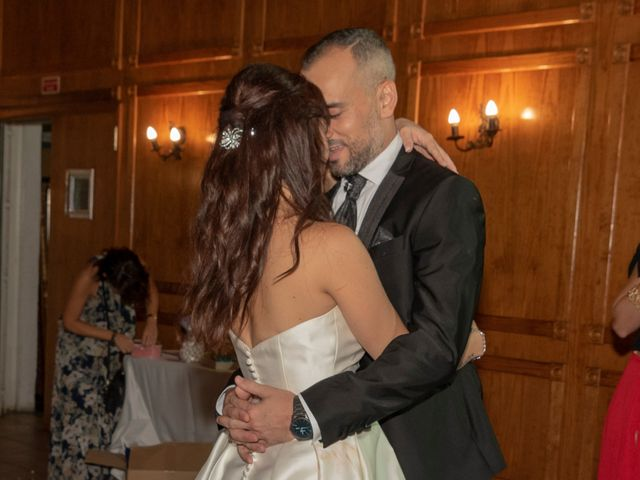 La boda de David y Ángela en Elx/elche, Alicante 95