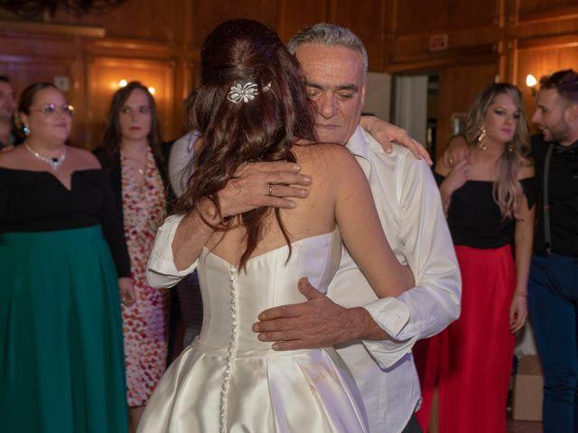 La boda de David y Ángela en Elx/elche, Alicante 102