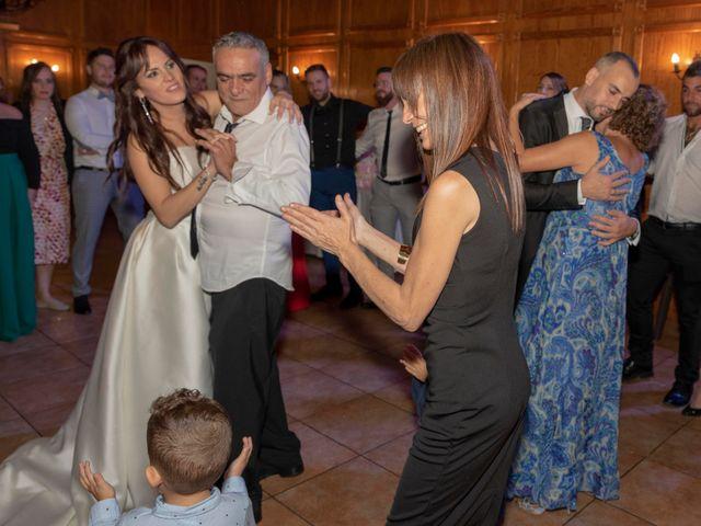 La boda de David y Ángela en Elx/elche, Alicante 103