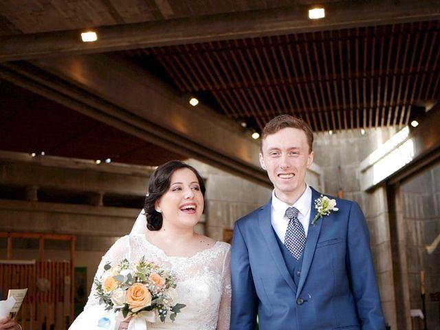 La boda de Damien y Patri en San Fernando, Cádiz 17