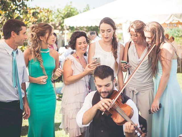 La boda de Mark  y Bibiana  en Montbrio Del Camp, Tarragona 8