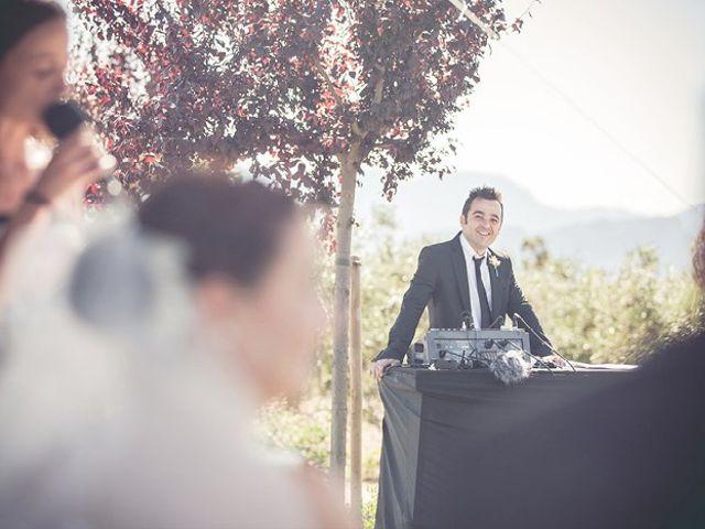 La boda de Mark  y Bibiana  en Montbrio Del Camp, Tarragona 10