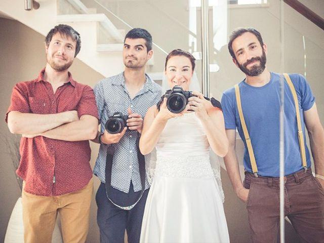 La boda de Mark  y Bibiana  en Montbrio Del Camp, Tarragona 11