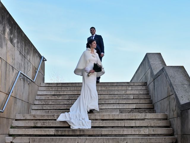 La boda de Mario y Sandra en Logroño, La Rioja 11