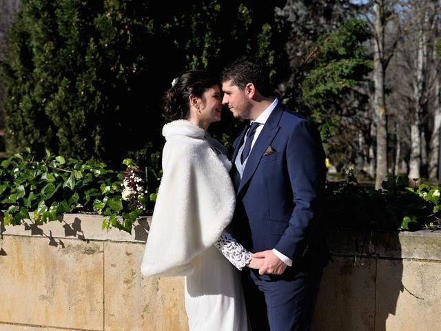 La boda de Mario y Sandra en Logroño, La Rioja 1