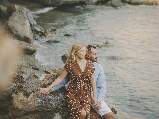 La boda de Antonio y Cristina en La Manga Del Mar Menor, Murcia 122