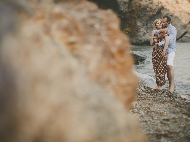 La boda de Antonio y Cristina en La Manga Del Mar Menor, Murcia 123