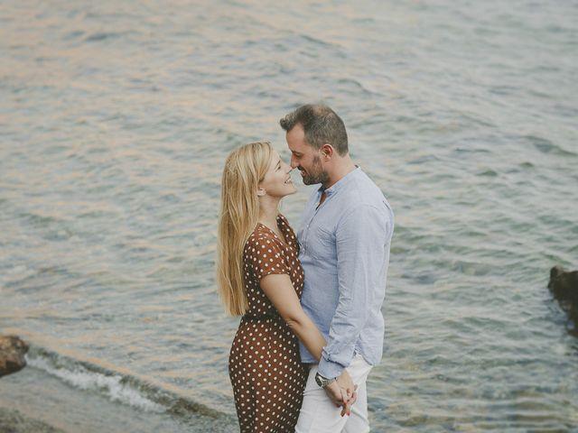 La boda de Antonio y Cristina en La Manga Del Mar Menor, Murcia 126
