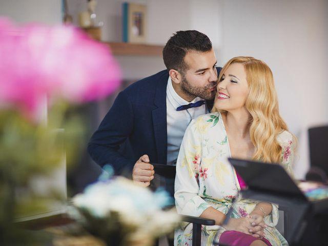 La boda de Antonio y Cristina en La Manga Del Mar Menor, Murcia 4