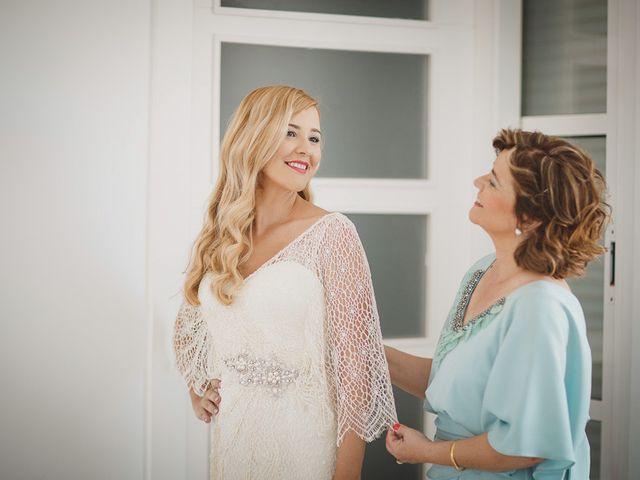 La boda de Antonio y Cristina en La Manga Del Mar Menor, Murcia 13