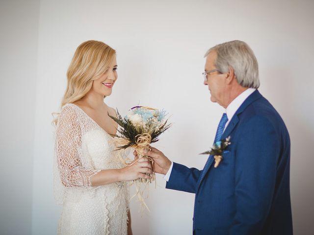 La boda de Antonio y Cristina en La Manga Del Mar Menor, Murcia 16
