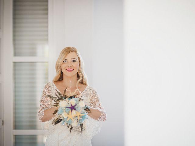La boda de Antonio y Cristina en La Manga Del Mar Menor, Murcia 20