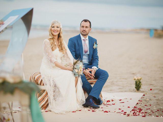 La boda de Antonio y Cristina en La Manga Del Mar Menor, Murcia 44