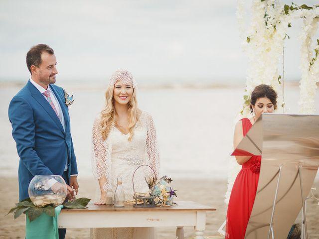 La boda de Antonio y Cristina en La Manga Del Mar Menor, Murcia 53