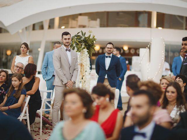 La boda de Antonio y Cristina en La Manga Del Mar Menor, Murcia 56