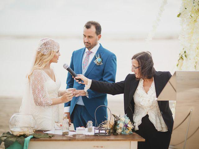 La boda de Antonio y Cristina en La Manga Del Mar Menor, Murcia 58