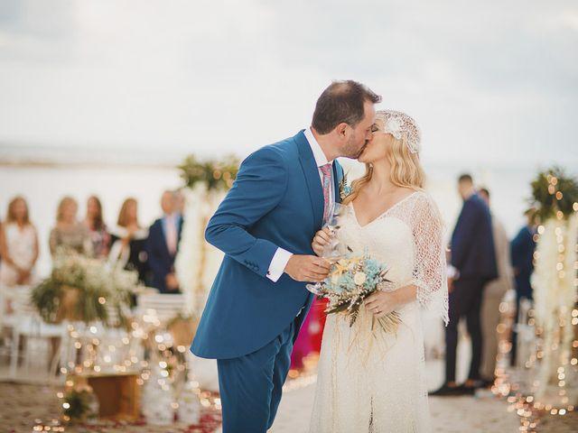 La boda de Antonio y Cristina en La Manga Del Mar Menor, Murcia 69
