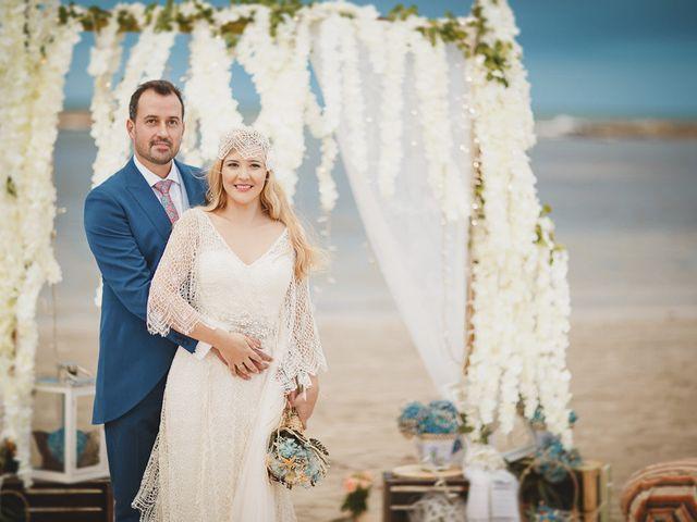 La boda de Antonio y Cristina en La Manga Del Mar Menor, Murcia 78