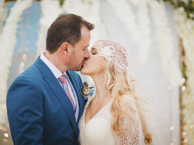 La boda de Antonio y Cristina en La Manga Del Mar Menor, Murcia 82