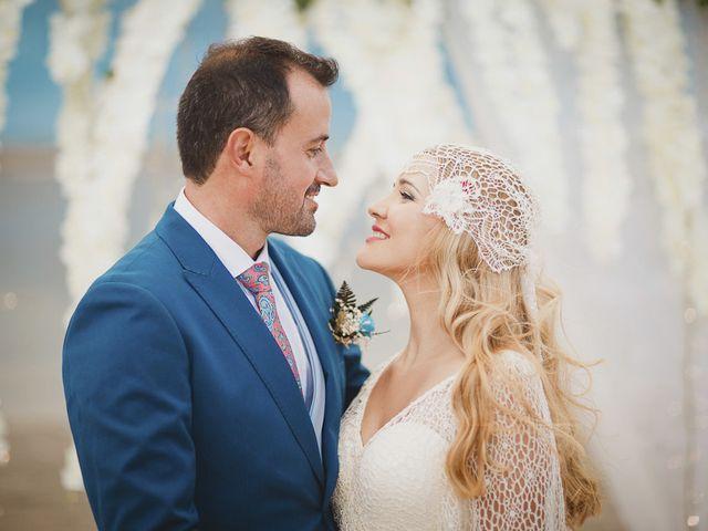 La boda de Antonio y Cristina en La Manga Del Mar Menor, Murcia 83