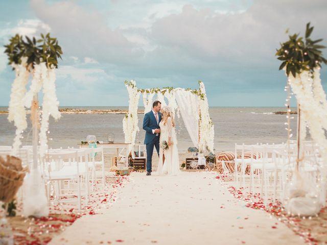 La boda de Antonio y Cristina en La Manga Del Mar Menor, Murcia 84