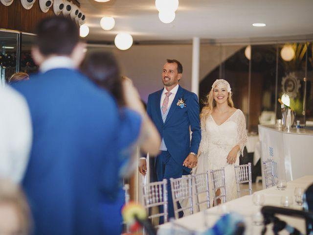 La boda de Antonio y Cristina en La Manga Del Mar Menor, Murcia 100