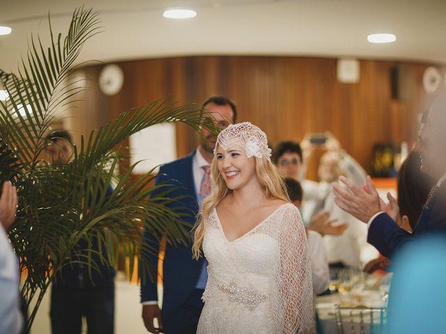 La boda de Antonio y Cristina en La Manga Del Mar Menor, Murcia 101