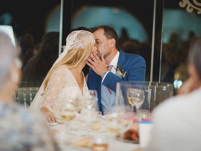 La boda de Antonio y Cristina en La Manga Del Mar Menor, Murcia 103