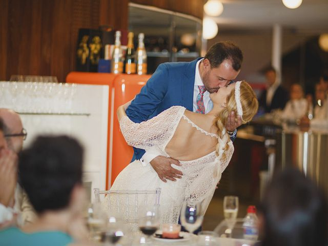 La boda de Antonio y Cristina en La Manga Del Mar Menor, Murcia 104