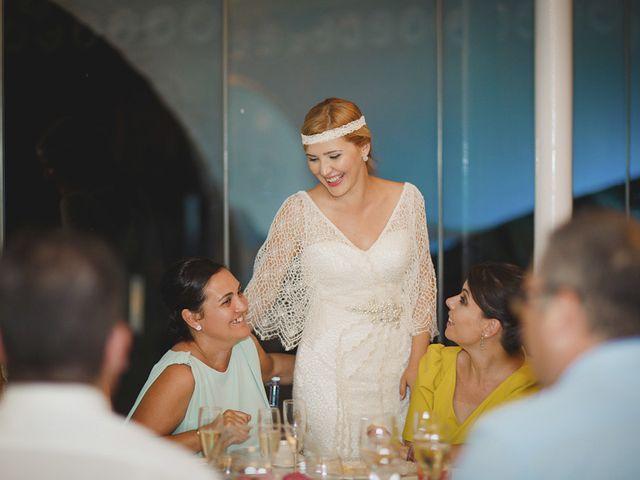La boda de Antonio y Cristina en La Manga Del Mar Menor, Murcia 105