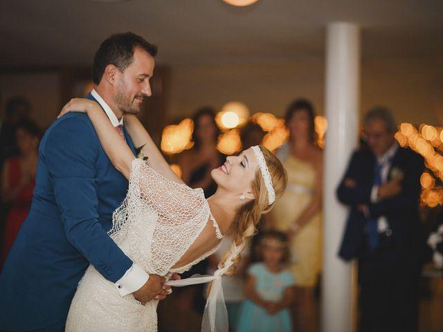 La boda de Antonio y Cristina en La Manga Del Mar Menor, Murcia 110