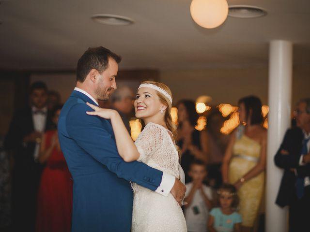 La boda de Antonio y Cristina en La Manga Del Mar Menor, Murcia 111
