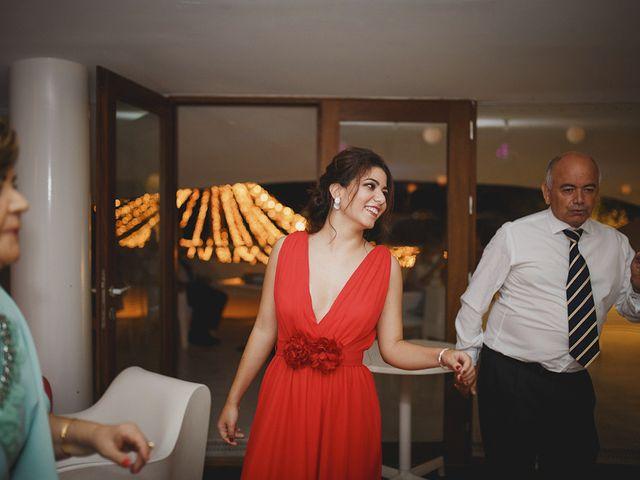La boda de Antonio y Cristina en La Manga Del Mar Menor, Murcia 114