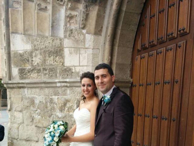 La boda de Verónica y Oscar  en Palencia, Palencia 1