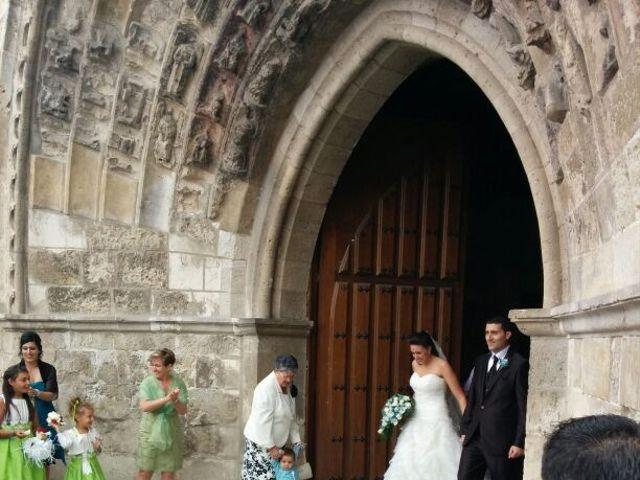 La boda de Verónica y Oscar  en Palencia, Palencia 4