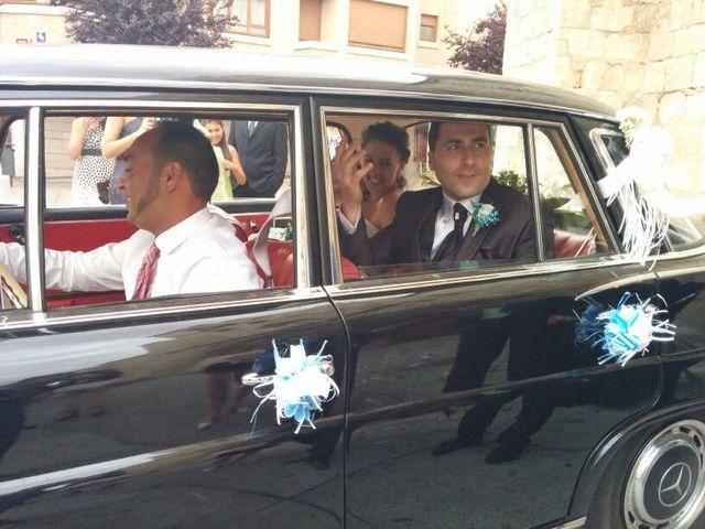 La boda de Verónica y Oscar  en Palencia, Palencia 5