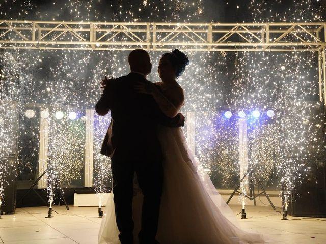 La boda de Joaquin y Jessica en El Bruc, Barcelona 2