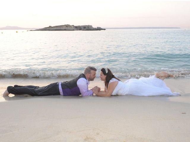 La boda de Javi y Sandra en Palma De Mallorca, Islas Baleares 24