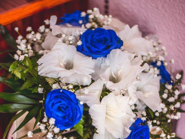 La boda de Junior y Sheila en Villamayor, Salamanca 3