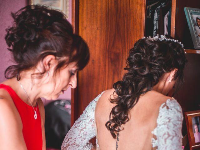 La boda de Junior y Sheila en Villamayor, Salamanca 4