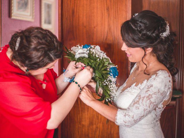 La boda de Junior y Sheila en Villamayor, Salamanca 1