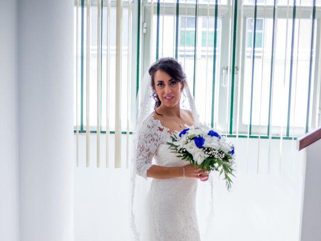 La boda de Junior y Sheila en Villamayor, Salamanca 5
