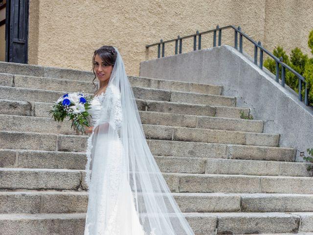 La boda de Junior y Sheila en Villamayor, Salamanca 6