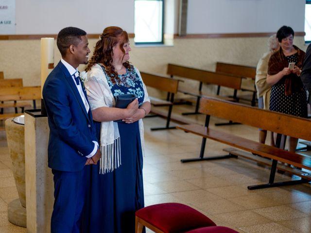 La boda de Junior y Sheila en Villamayor, Salamanca 7
