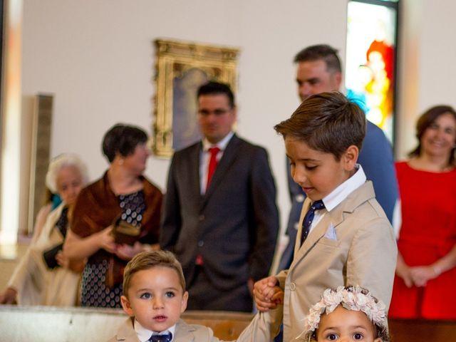 La boda de Junior y Sheila en Villamayor, Salamanca 9