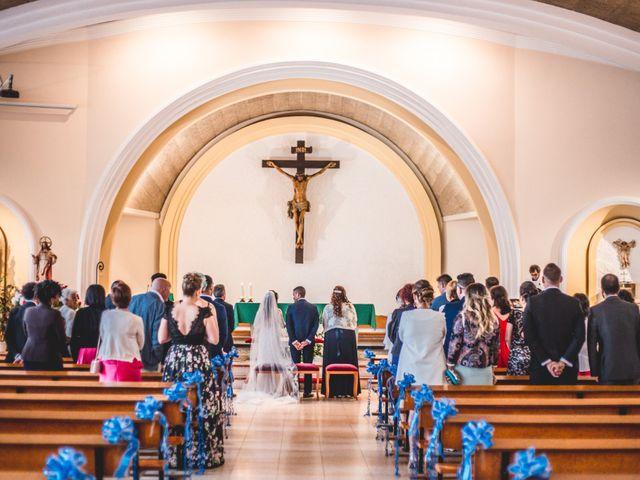 La boda de Junior y Sheila en Villamayor, Salamanca 10