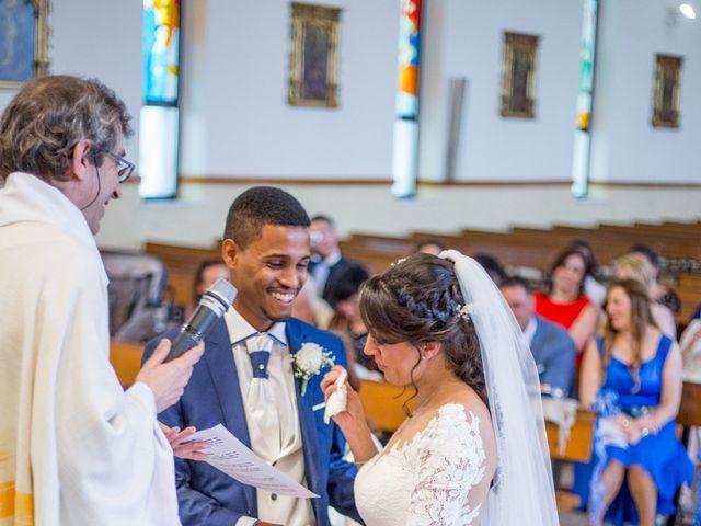 La boda de Junior y Sheila en Villamayor, Salamanca 12